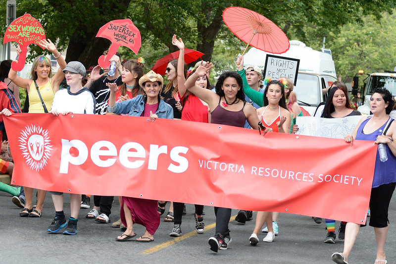 2017 Victoria Pride Parade and Festival