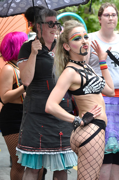 2017 Victoria Pride Parade and Festival