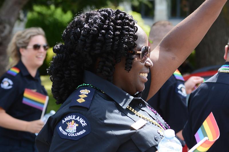 Pride Parade Victoria