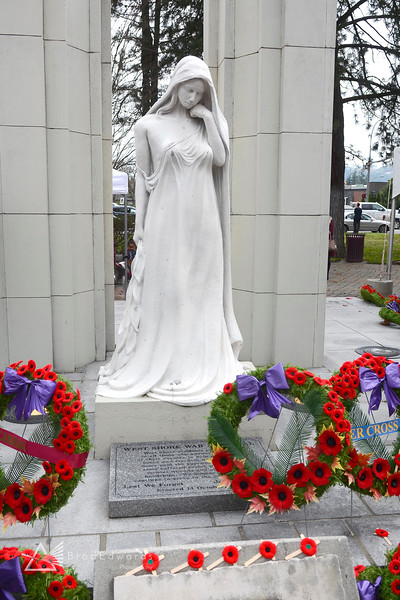 Remembrance Day Veterans Memorial Park