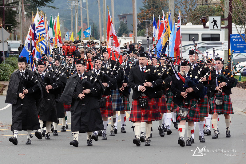 Remembrance Day Veterans Memorial Park