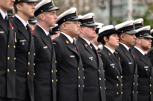Remembrance Day Victoria 2012