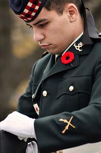 Remembrance Day Victoria 2012