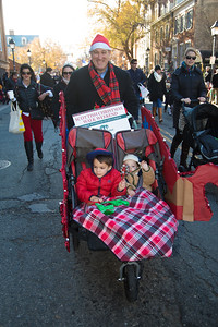 Scottish Christmas Walk Parade