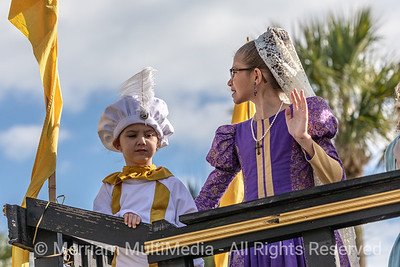 St Augustine Easter Parade 2019