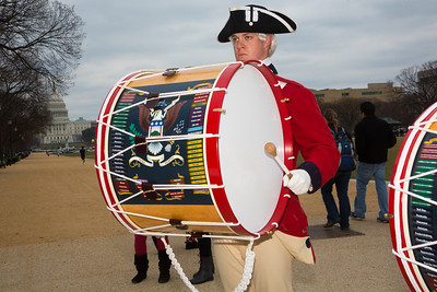 """3Rd U.S. Infantry Regiment, """"The Old Guard"""" Fife And Drum Corps"""", Fort Myer, Va"""