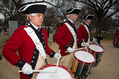"3Rd U.S. Infantry Regiment, ""The Old Guard"" Fife And Drum Corps"", Fort Myer, Va"