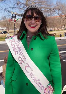 Dorothy Moriarty Henggeler, 2011 Washington, D.C. Rose of Tralee