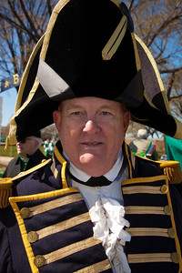 Kevin Dillon, Commander, The Commodore Barry Division of the Ancient Order of Hibernians