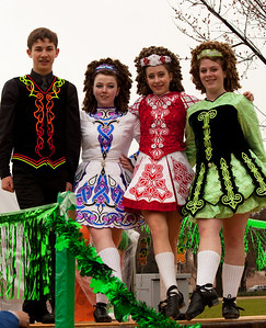 The O'Neill-James School of Irish Dancing