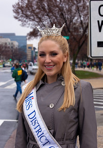 Miss District of Columbia Jen Corey made the Top 10 at Miss America