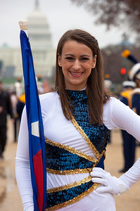 Tiger Band of Troup County Comprehensive High School of  LaGrange, Georgia