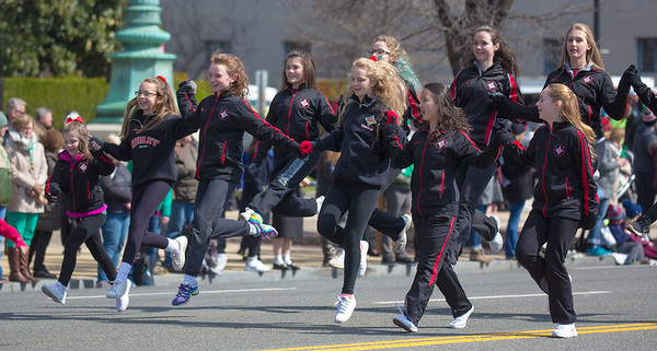 St. Patrick's Parade in D.C., Hurley School of Irish Dance