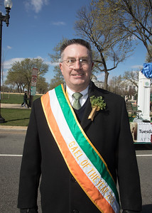 St. Patrick's Parade in D.C., Keith Carney