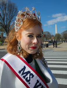 St. Patrick's Parade in D.C., Ms. Virginia Julie Wilson