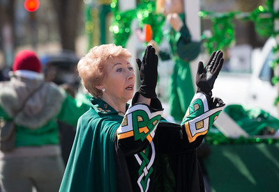 St. Patrick's Parade in D.C.