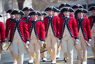 St. Patrick's Parade, United States Army Old Guard Fife and Drum Corps