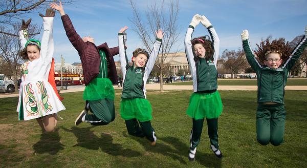 St. Patrick's Parade, O'Neill James School of Irish Dance