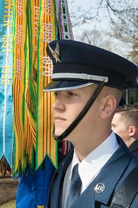 St. Patrick's Parade, U.S. Air Force