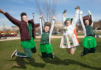 St. Patrick's Parade, O'Neill James School of Irish Dance