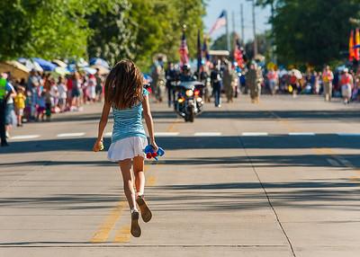 Parade Girl, 2011
