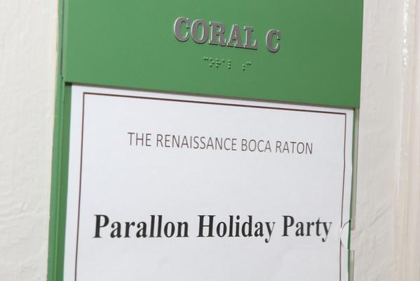 Parallon Holiday Party... 2016