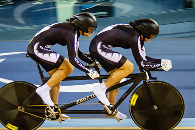 Visually impaired tandem