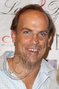 "LOS ANGELES, CA - JULY 29:  Actor John Farley attends the ""Paranormal Movie"" wrap party at The Writer's Room on July 29, 2012 in Los Angeles, California.  (Photo by Chelsea Lauren/WireImage)"