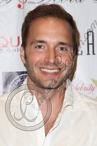 "LOS ANGELES, CA - JULY 29:  Actor Luke Albright attends the ""Paranormal Movie"" wrap party at The Writer's Room on July 29, 2012 in Los Angeles, California.  (Photo by Chelsea Lauren/WireImage)"
