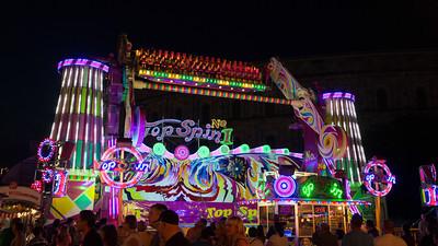 Top Spin at Parish Fair Nuremberg