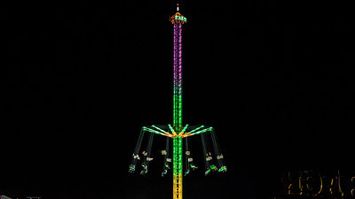Star Flyer at Parish Fair Nuremberg