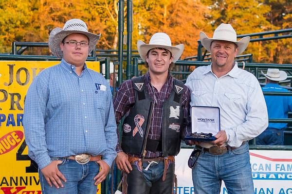 Park Rapids PRCA Extreme Bulls Rodeo 2018