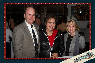 Sam Murray, Judith Piros and Kim Murray