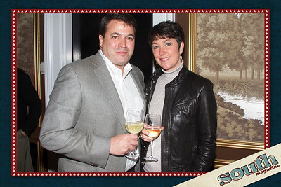 Sally and Scott Vaughen