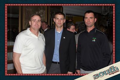 Todd Hendrick, Mike Narvid and Greg Chambers