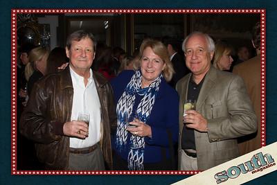David Culvehouse, Terri and Michael Doyle