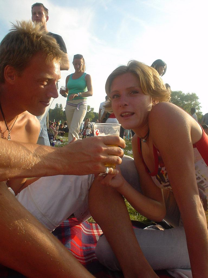 Arjen and Mariska