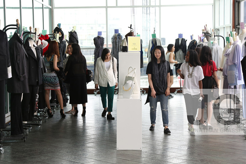 Parsons, School of Fashion 2013 Fashion Show held at Pier Sixty, Chelsea Piers<br /> <br /> New York City, USA - 05.22.13<br /> <br /> Credit: J GRASSI