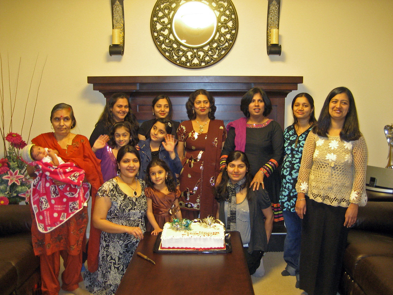 All Lady from Ex-LTC family
