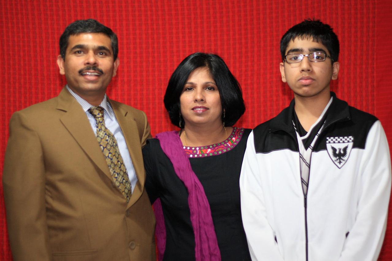 Shiv Sharma & Family