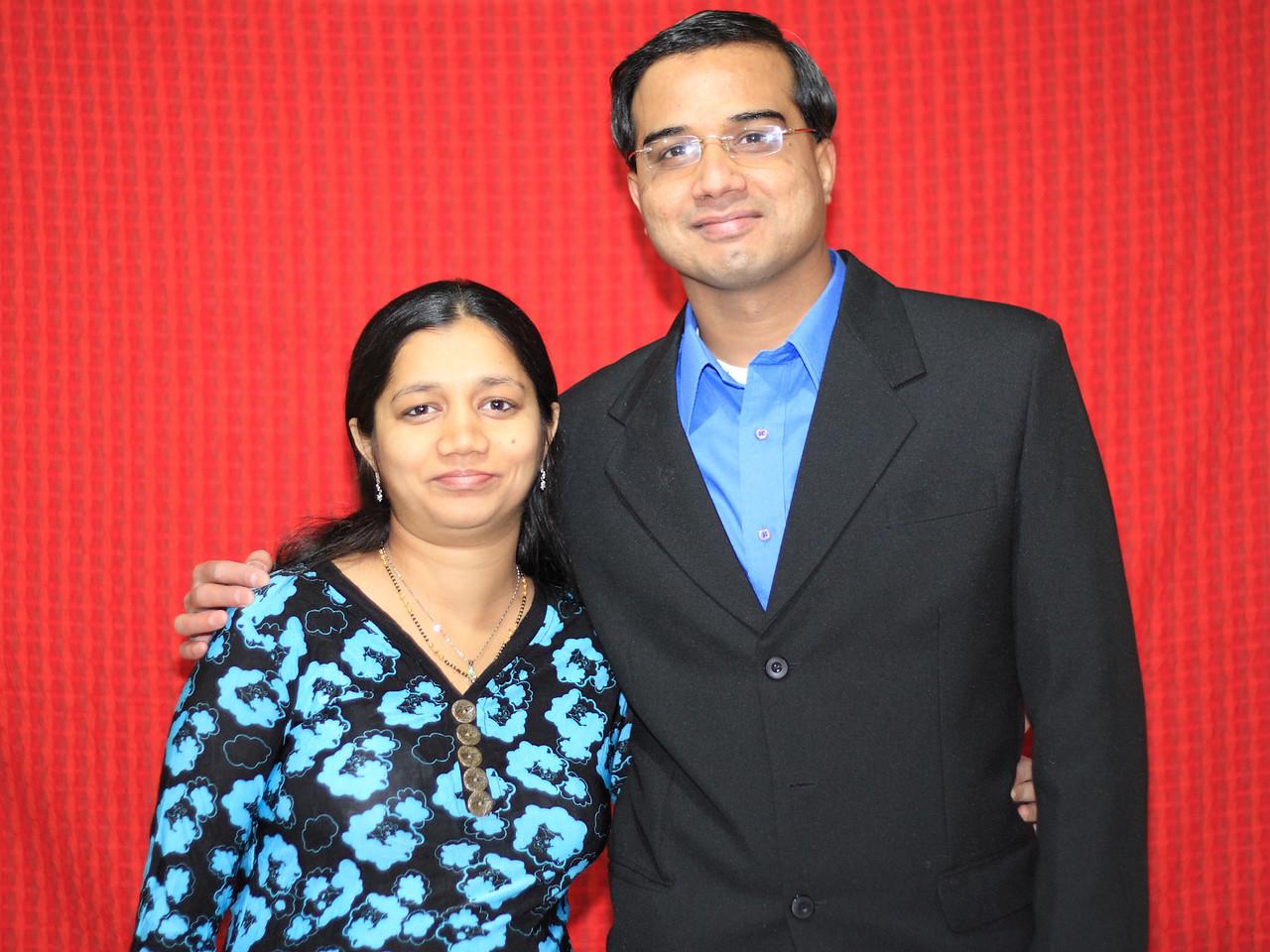 Pradeep Kale & Family