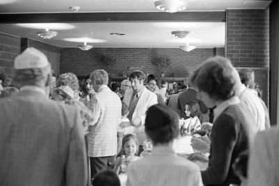 1978? Rashba Barmitzvah - Poughkeepsie