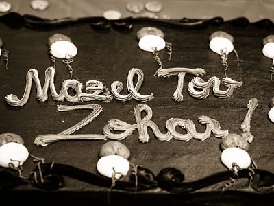 2013-11 Zohar's Upsherin