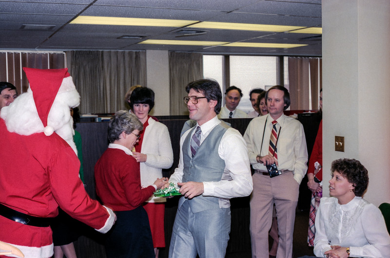 1983 Christmas Party