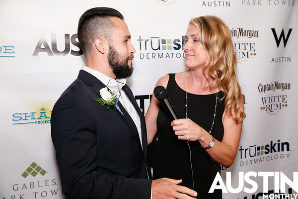 Austin Monthly Bachelor Issue 2014 Charity Auction at W Hotel