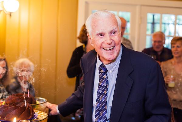 Art's 90th Birthday Party