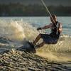 Big Bear Lake Sunset Wakeboarding-8