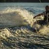 Big Bear Lake Sunset Wakeboarding-6