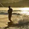 Big Bear Lake Sunset Wakeboarding-9