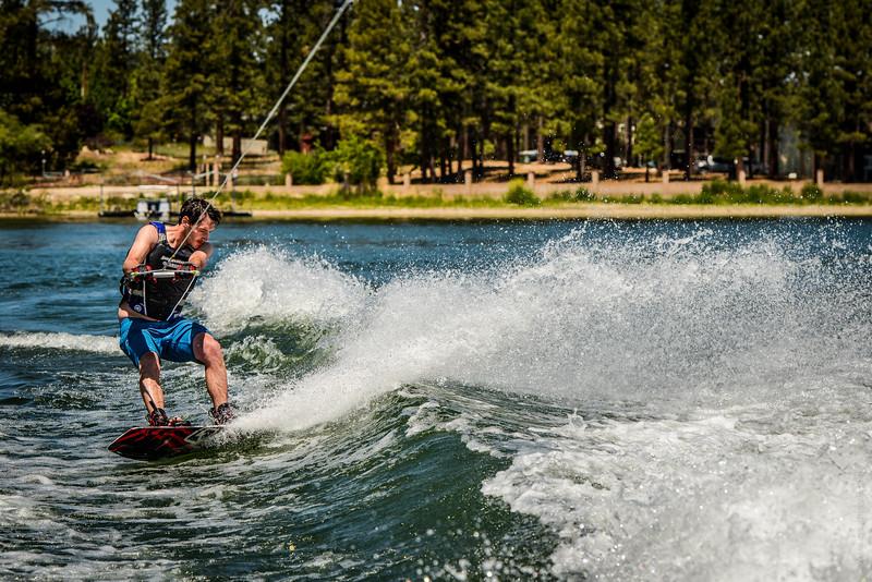 Big Bear Lake Wakeboarding-88